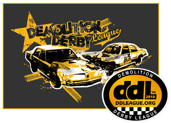 DDL Crash Logo 5